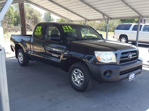 2006 Toyota Tacoma for sale at Exclusive Car & Truck in Yucaipa CA