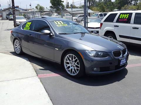2007 BMW 3 Series for sale at Exclusive Car & Truck in Yucaipa CA