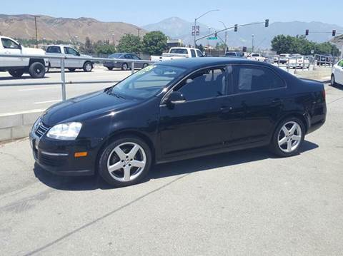 2010 Volkswagen Jetta for sale at Exclusive Car & Truck in Yucaipa CA