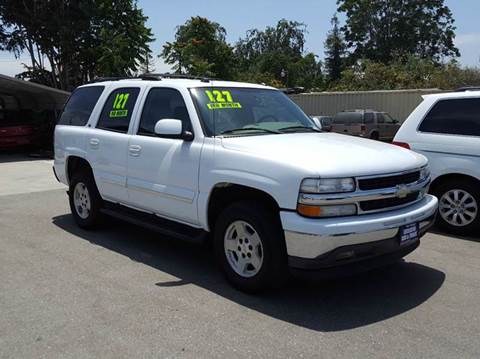 2005 Chevrolet Tahoe for sale at Exclusive Car & Truck in Yucaipa CA