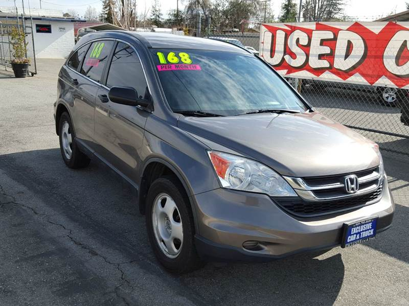 2010 Honda CR-V for sale at Exclusive Car & Truck in Yucaipa CA
