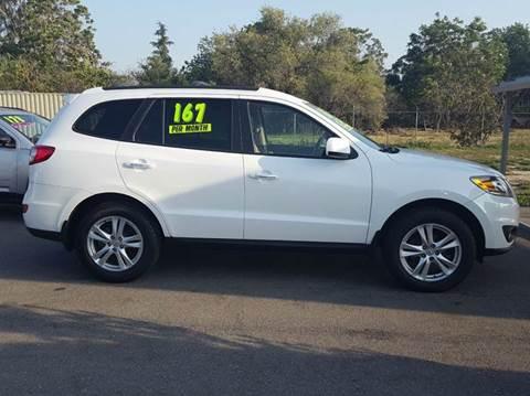2010 Hyundai Santa Fe for sale at Exclusive Car & Truck in Yucaipa CA