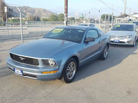 2005 Ford Mustang for sale at Exclusive Car & Truck in Yucaipa CA