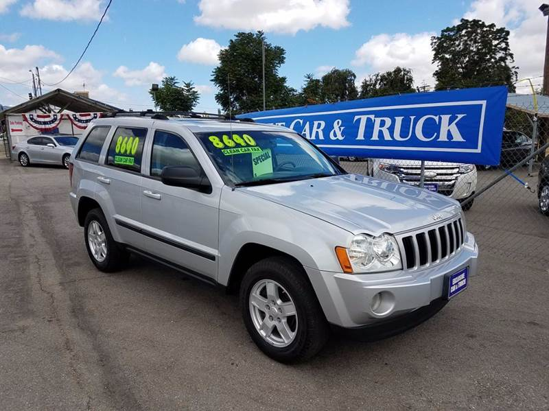2007 Jeep Grand Cherokee for sale at Exclusive Car & Truck in Yucaipa CA