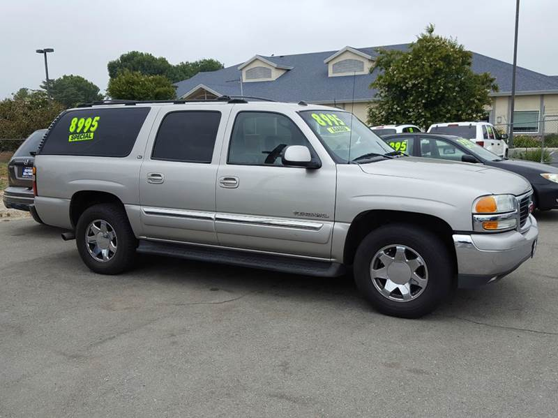 2004 GMC Yukon XL for sale at Exclusive Car & Truck in Yucaipa CA