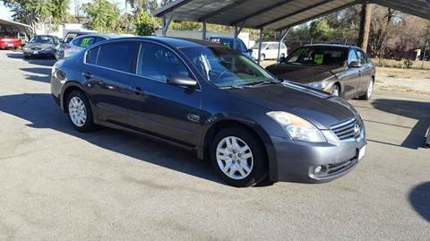 2009 Nissan Altima for sale at Exclusive Car & Truck in Yucaipa CA