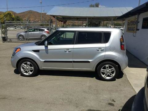 2011 Kia Soul for sale at Exclusive Car & Truck in Yucaipa CA