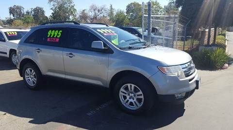 2007 Ford Edge for sale at Exclusive Car & Truck in Yucaipa CA