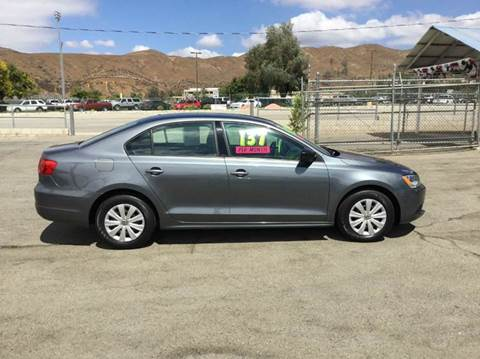 2013 Volkswagen Jetta for sale at Exclusive Car & Truck in Yucaipa CA
