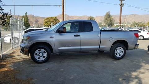 2007 Toyota Tundra for sale at Exclusive Car & Truck in Yucaipa CA