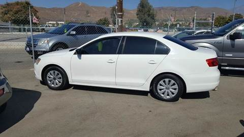 2014 Volkswagen Jetta for sale at Exclusive Car & Truck in Yucaipa CA
