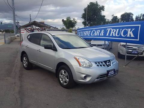 2011 Nissan Rogue for sale at Exclusive Car & Truck in Yucaipa CA