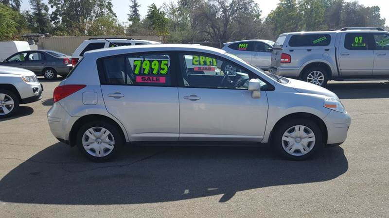 2012 Nissan Versa for sale at Exclusive Car & Truck in Yucaipa CA