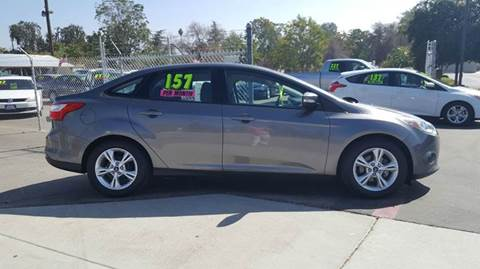 2014 Ford Focus for sale at Exclusive Car & Truck in Yucaipa CA