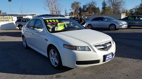 2004 Acura TL for sale at Exclusive Car & Truck in Yucaipa CA