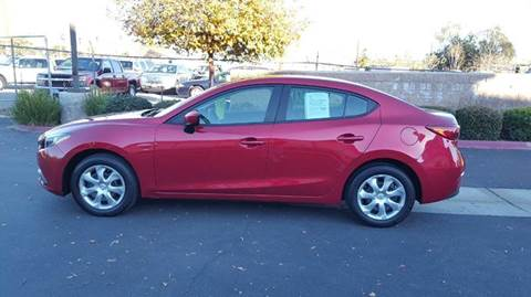 2015 Mazda MAZDA3 for sale at Exclusive Car & Truck in Yucaipa CA