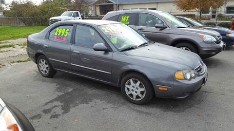 2003 Kia Spectra for sale at Exclusive Car & Truck in Yucaipa CA