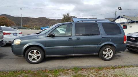 2005 Chevrolet Uplander for sale at Exclusive Car & Truck in Yucaipa CA