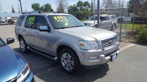 2006 Ford Explorer for sale at Exclusive Car & Truck in Yucaipa CA
