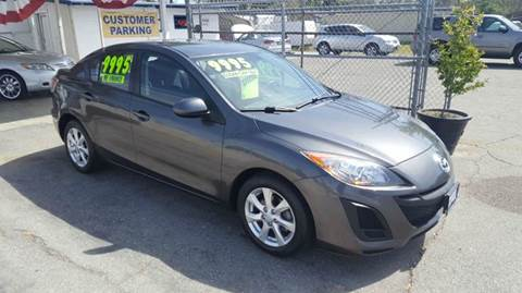 2011 Mazda MAZDA3 for sale at Exclusive Car & Truck in Yucaipa CA