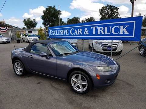 2006 Mazda MX-5 Miata for sale at Exclusive Car & Truck in Yucaipa CA