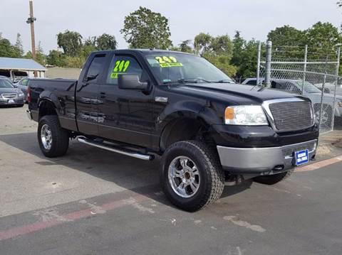 2007 Ford F-150 for sale at Exclusive Car & Truck in Yucaipa CA
