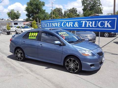 2009 Toyota Yaris for sale at Exclusive Car & Truck in Yucaipa CA