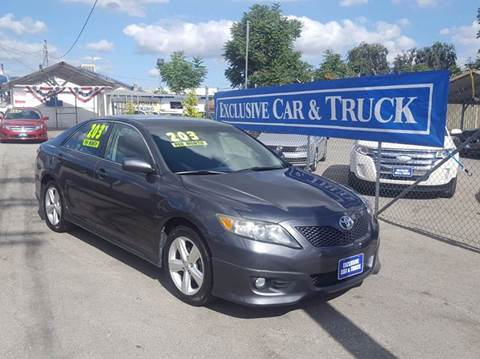 2011 Toyota Camry for sale at Exclusive Car & Truck in Yucaipa CA