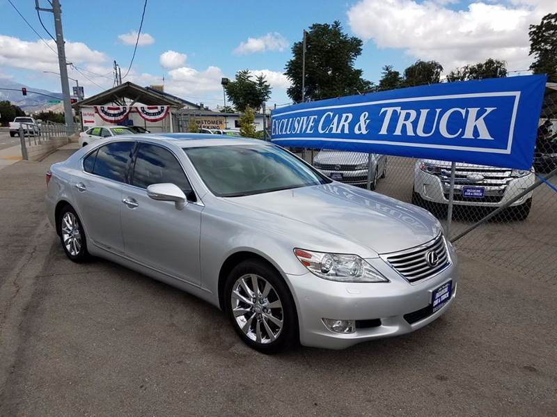 2012 Lexus LS 460 for sale at Exclusive Car & Truck in Yucaipa CA