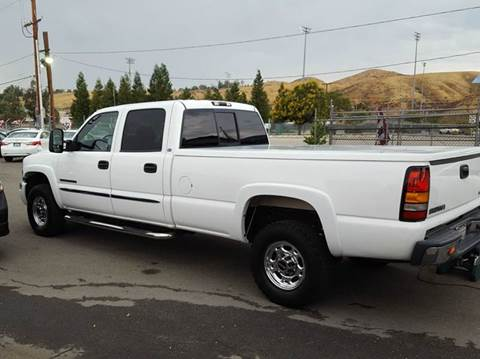 2007 GMC Sierra 2500HD Classic for sale at Exclusive Car & Truck in Yucaipa CA