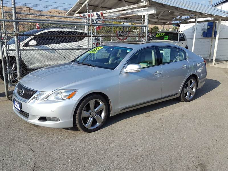 2008 Lexus GS 350 for sale at Exclusive Car & Truck in Yucaipa CA
