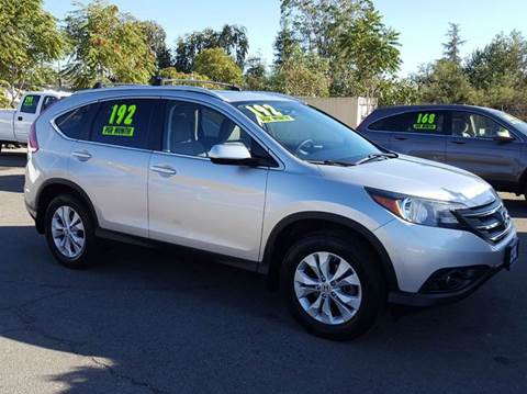 2013 Honda CR-V for sale at Exclusive Car & Truck in Yucaipa CA