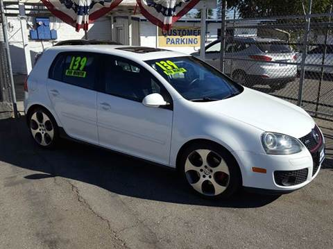 2009 Volkswagen GTI for sale at Exclusive Car & Truck in Yucaipa CA