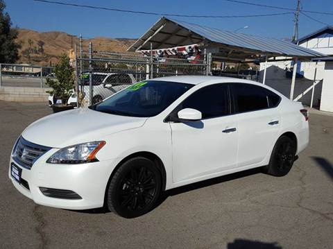 2013 Nissan Sentra for sale at Exclusive Car & Truck in Yucaipa CA