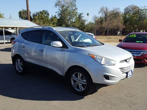 2012 Hyundai Tucson for sale at Exclusive Car & Truck in Yucaipa CA