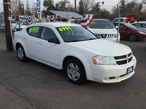 2010 Dodge Avenger for sale at Exclusive Car & Truck in Yucaipa CA