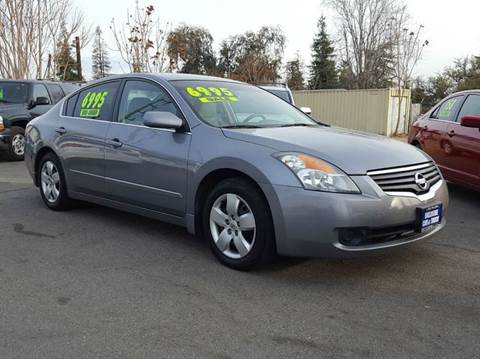 2008 Nissan Altima for sale at Exclusive Car & Truck in Yucaipa CA