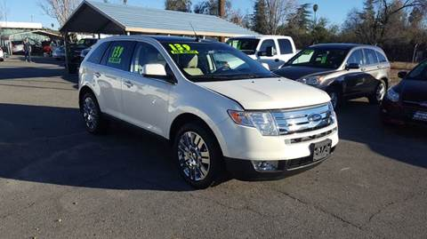 2008 Ford Edge for sale at Exclusive Car & Truck in Yucaipa CA