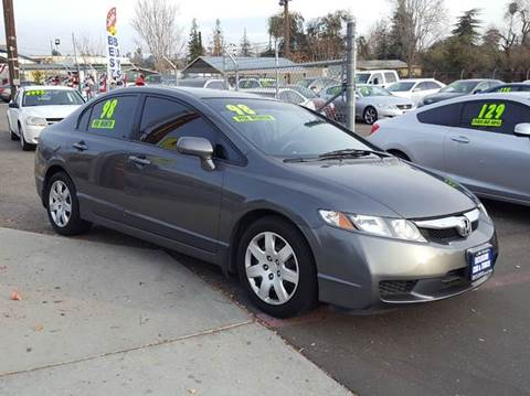 2009 Honda Civic for sale at Exclusive Car & Truck in Yucaipa CA
