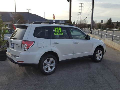 2010 Subaru Forester for sale at Exclusive Car & Truck in Yucaipa CA