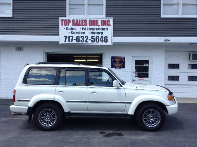 1997 Toyota Land Cruiser AWD 40th Anniversary Limited 4dr SUV - Hanover PA