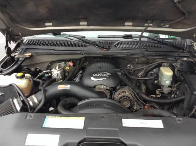 2001 Chevrolet Silverado 1500 4dr Extended Cab 4WD LB - Hanover PA