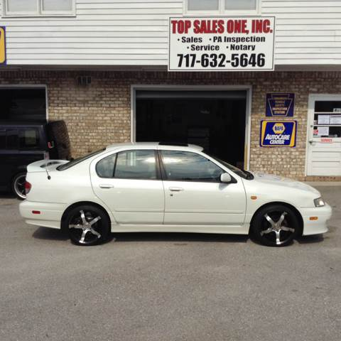 2000 Infiniti G20 Base 4dr STD Sedan - Hanover PA