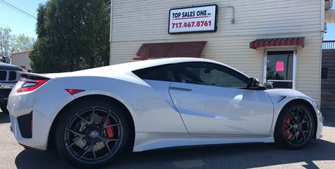 Used Acura Nsx For Sale Carsforsale Com