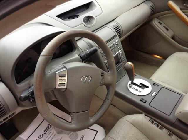 2004 Infiniti G35 AWD 4dr Sedan w/Leather - Hanover PA