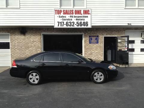 2007 Chevrolet Impala for sale in Hanover, PA