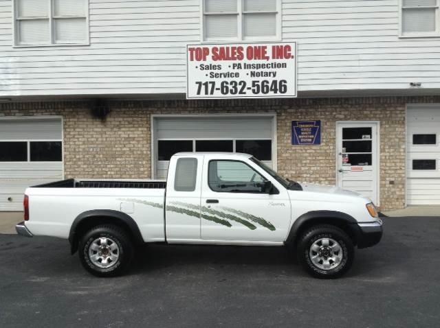 1998 Nissan Frontier 2dr XE 4WD Extended Cab SB - Hanover PA
