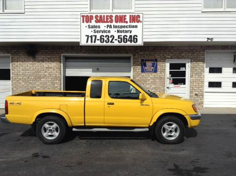 2000 Nissan Frontier for sale in Hanover, PA