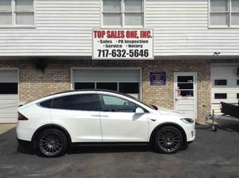 2017 Tesla Model X for sale in Hanover, PA