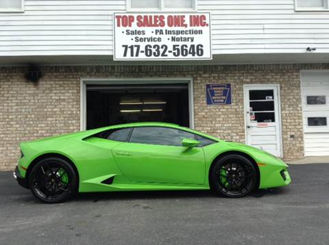 2016 Lamborghini Huracan for sale in Hanover, PA